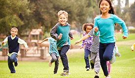 Providing Kids with Physical Activity Opportunities