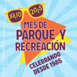 Park and Recreation Month Facebook Profile Picture