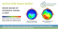 active kids healthier brains