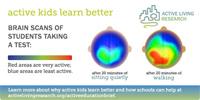 active kids healthier brains