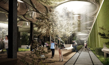 New York City's proposed Lowline would be the city's first underground park if plans are approved.