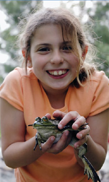 NRPA and NWF are partnering to bring 10 million kids to nature and the outdoors.