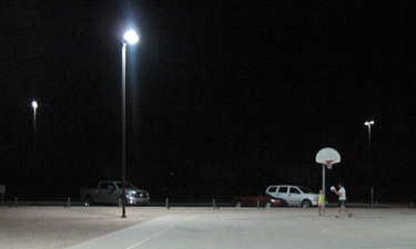 Innovative lighting technologies have created new opportunities for parks nationwide.