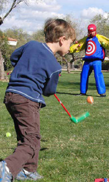 QuickStart Tennis and SNAG Golf can take lessons from each other when determining the best ways to get kids interested in being physically active.