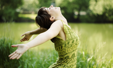 Research proves the calming effect of nature on the brain.