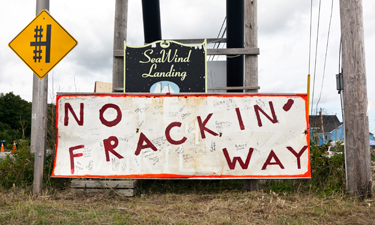 Does a southern California fracking project violate the law?