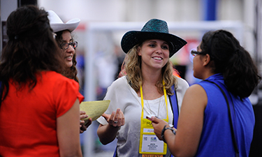 A first-time Congress attendee shares networking lessons learned and applied in Houston.