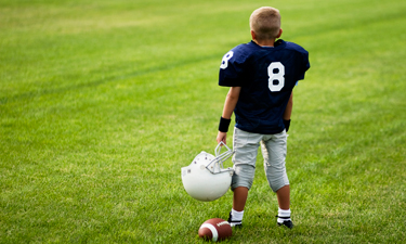 Youth are at increased risk for traumatic brain injuries related to sports and recreation activities.