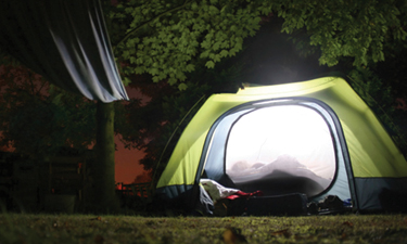 Sleep Under the Stars for the Great American Backyard ...