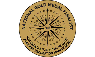 NRPA congratulates the finalists for the 2014 National Gold Medal Awards for Excellence in Park and Recreation Management.
