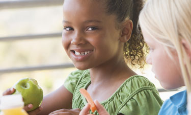 Park and recreation agencies help fill the gap during warmer months for kids who depend on school meals for nutrition.