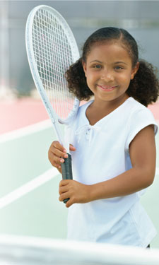 Statistics from the United States Tennis Association show the current state of tennis in the U.S. and the impact the sport can have on young minds.
