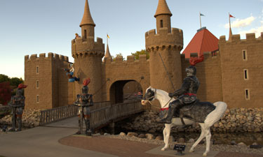 Storybook Land and the Land of Oz at Wylie Park in Aberdeen, South Dakota, has been inspiring the imaginations of visitors for almost 40 years.