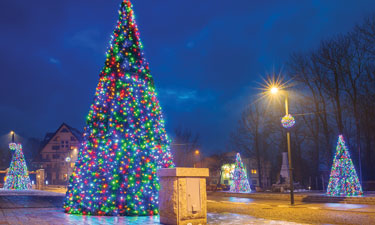 Traditional holiday displays in public parks have increasingly generated contentious constitutional law challenges.