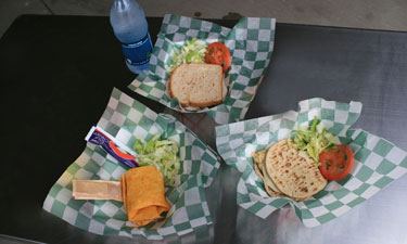 Not long ago, a healthy concession menu would have been considered an oxymoron; however, more and more park and recreation agencies are changing that perception.