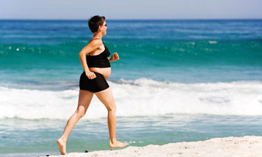 Being physically active during pregnancy has many proven benefits for both baby and mom.