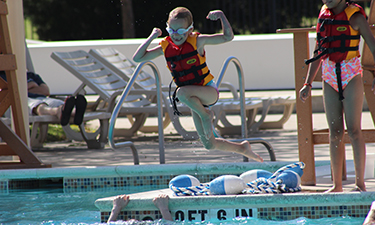 Before jumping into pool season, parents, caregivers and kids should familiarize themselves with basic safety tips.