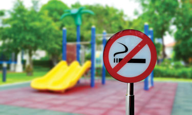 NRPA Board of Directors adopts a statement encouraging the establishment and maintenance of tobacco-free facilities.