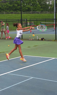 National Junior Tennis and Learning of Indianapolis serves more than 1,500 children annually.