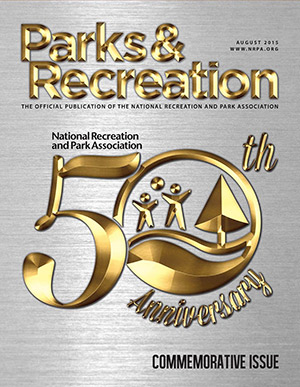 August 2015 Parks and Recreation ezine