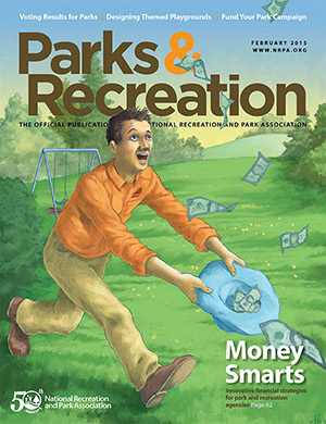 February 2015 Parks and Recreation ezine