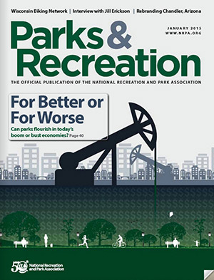 January 2015 Parks and Recreation ezine