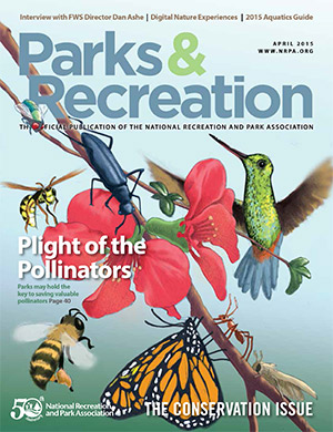 April 2015 Parks and Recreation ezine
