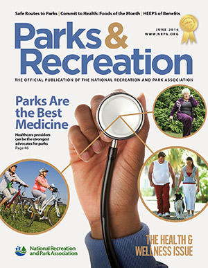 June 2016 Parks and Recreation ezine