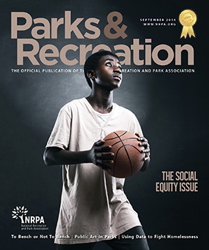 September 2016 Parks and Recreation ezine